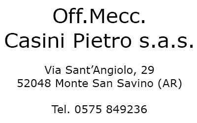 Off. Mecc. Casini Pietro